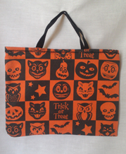 Bag - small - Halloween Retro