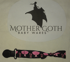 Mother Goth Nifty Noose Clip tutus